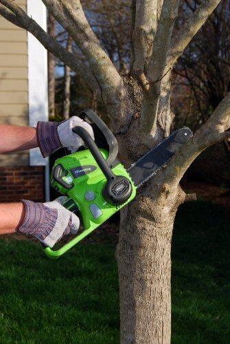Greenworks Tools Kettensägen