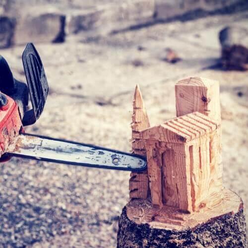 Carving Kettensäge kaufen